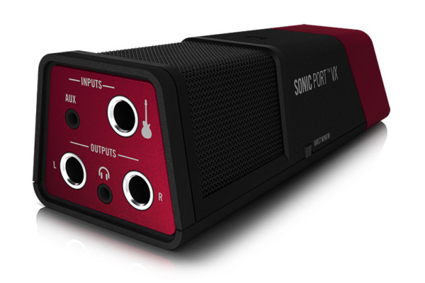 Line 6 Introduces Sonic Port VX Audio Interface