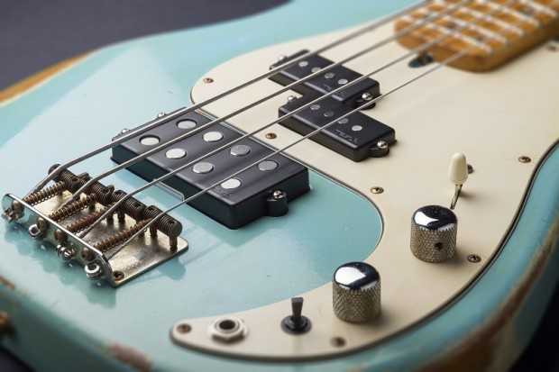 Matteo Rufini Precision IV Custom Vintage Series Bass Pickups