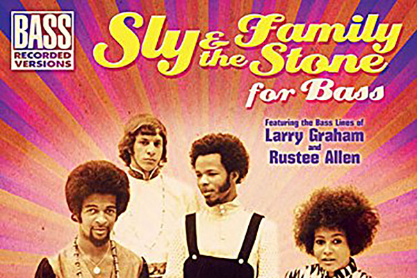 First Transcriptions of Sly & the Family Stone Bass Lines Released