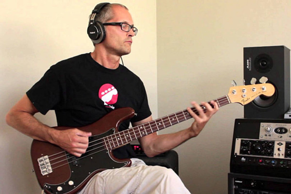 Bass Lick Series: Rock Bass with Overdrive