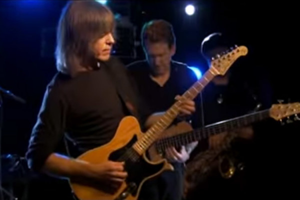 Mike Stern Band with Tom Kennedy: Wishing Well