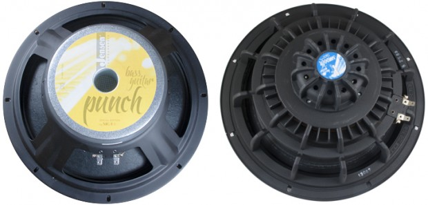 Jensen Punch and Smooth Bass-Series Speakers