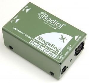 Radial Engineering Stagebug SB-48UB