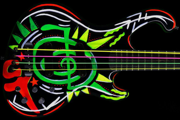 Bass of the Week: Angie Taylor's Custom Ritter Instruments Cora