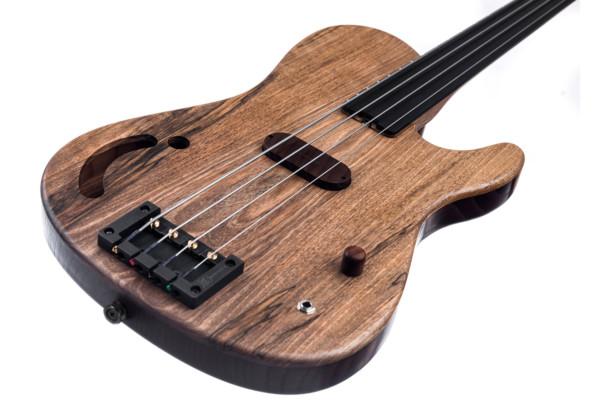 Bass of the Week: Tomisic Guitars MIA Fretless Bass