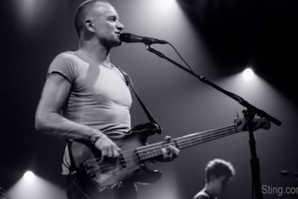 Sting: Demolition Man (Live)