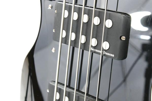 Dream Studio Guitars Unveils M5 Bass