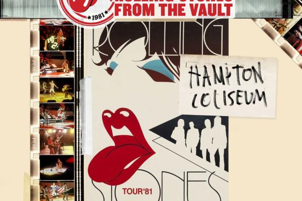 The Rolling Stones Open the Vault to Release 1981 Hampton Show