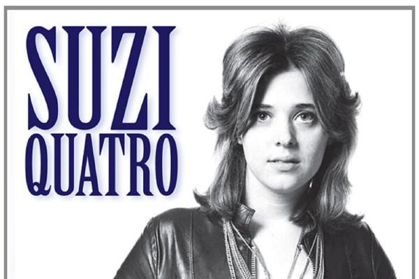Suzi Quatro Releases 4-disc Career Retrospective Box Set