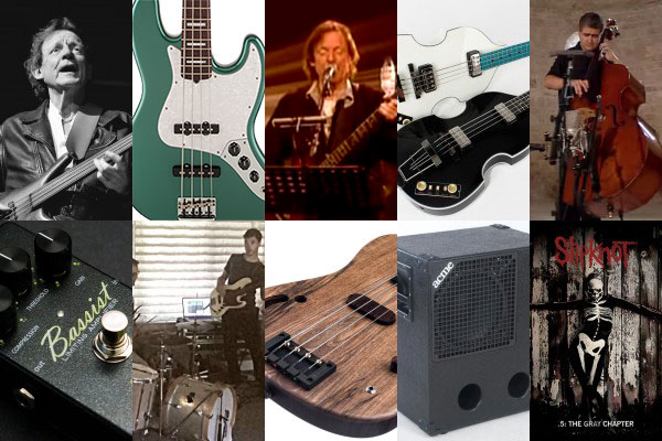 Weekly Top 10: RIP Jack Bruce, New Basses and Gear, The Top Videos and More