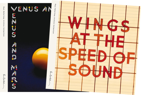 """Wings' """"Venus and Mars"""" and """"At the Speed of Sound"""" Reissued in McCartney Archive Collection Editions"""