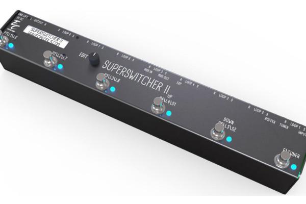 EC Pedals Announces Superswitcher 2