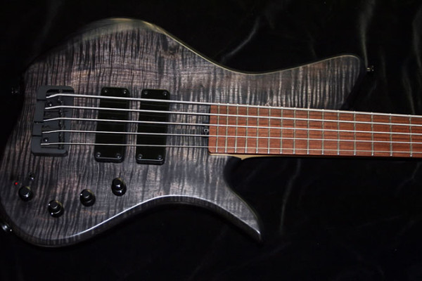 AC Guitars Introduces Krell E Type Single Cut Bass