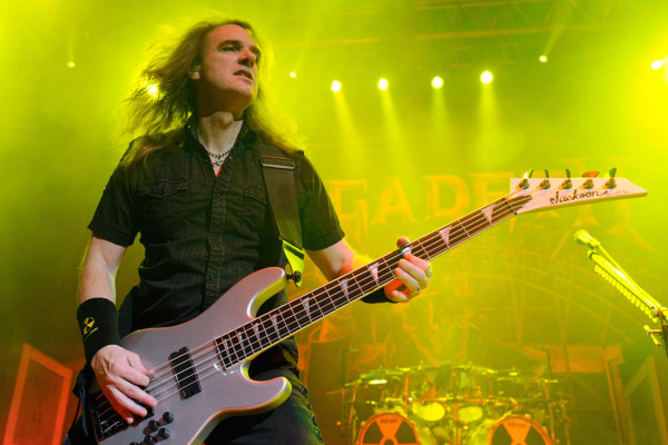 Megadeth Bassist Says Band Remains Intact After Departures