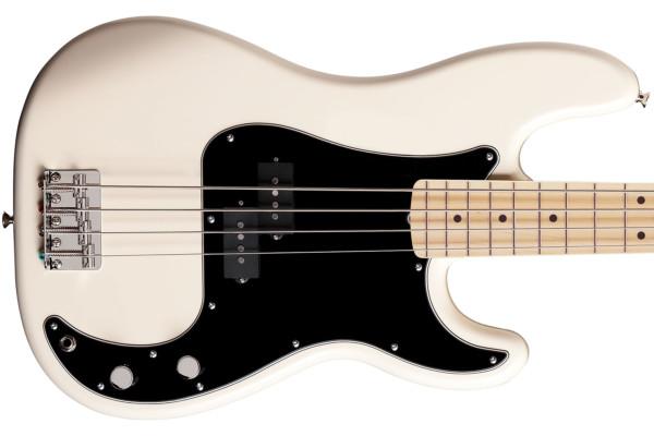 Fender Announces Dee Dee Ramone Precision Bass Guitar