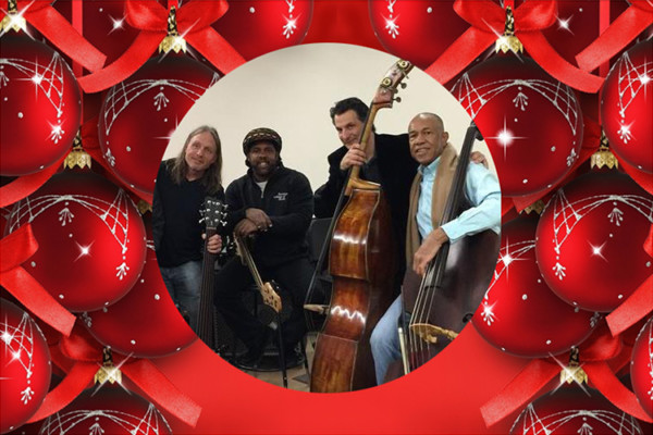 John Clayton, John Patitucci, Victor Wooten, and Steve Bailey: Santa Claus Is Coming to Town