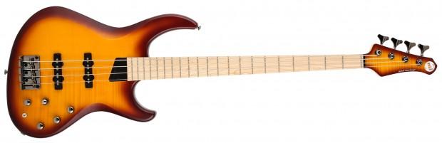 MTD Kingston Saratoga Deluxe Jazz Bass - 4-string