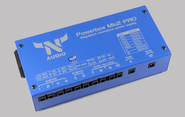 N-Audio Announces Powerbox Mk2 Pro Power Supply