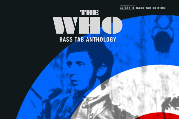 The Who Bass Tab Anthology Covers Some of John Entwistle's Top Songs