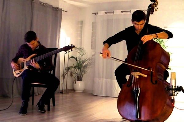 """Jean-Baptiste Salles: Ginastera's """"Variaciones Concertantes"""""""