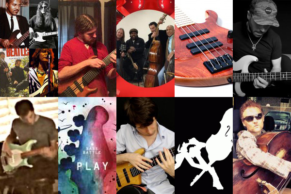 Weekly Top 10: Best of Isolated Bass Videos and Lowdown Columns, Holiday Videos, Chris Wood and More [CB]