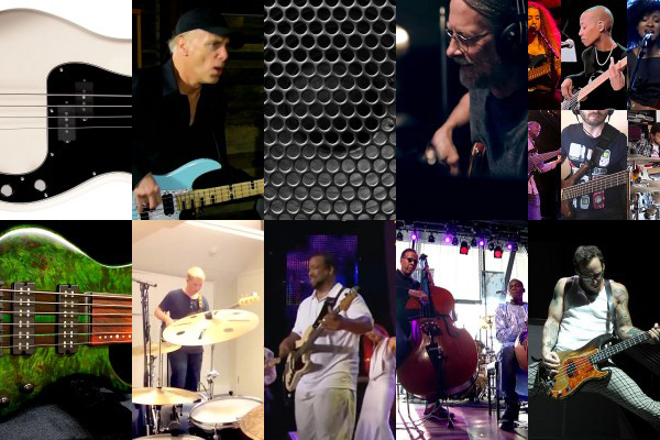 Weekly Top 10: Fender's Dee Dee Ramone Bass, Bass Cabinet Discussion, Top Bass Videos and Our Scott Shriner Interview