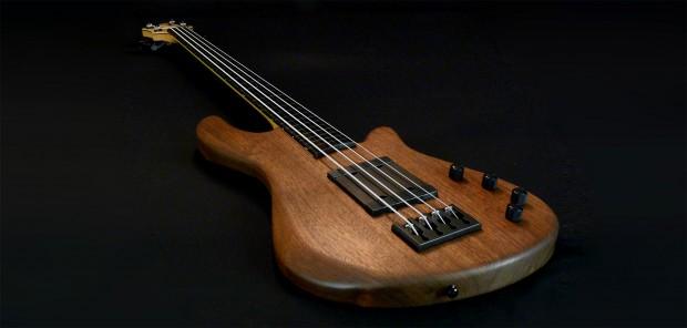 Franz Bass Guitars Danny Fox Merak 4 Bass