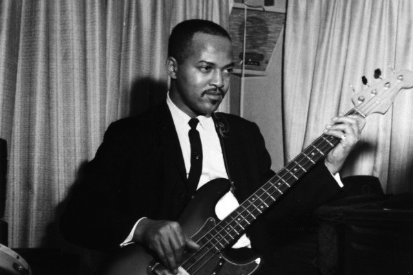 Ain't No Mountain High Enough: James Jamerson's Isolated Bass
