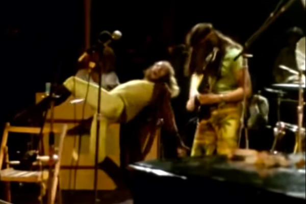 "Jethro Tull: ""Nothing is Easy"", Live 1970"