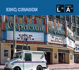 King Crimson: Live at the Orpheum