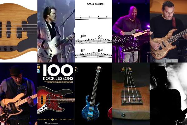 Weekly Top 10: Pre-NAMM Bass Gear News, Big Time Bass Videos, Top Columns and Bass of the Week
