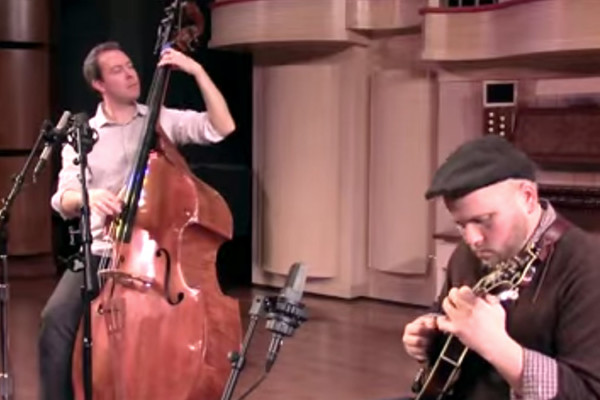Craig Butterfield and Jesse Jones: Gas Station
