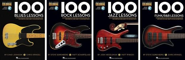 Hal Leonard Bass Lesson Goldmine Series