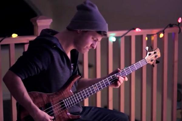 """Adam Stevens: Avicii's """"Wake Me Up"""" for Solo Bass"""