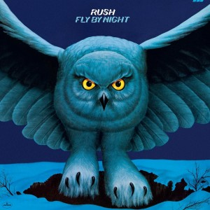 Rush: Fly by Night Vinyl Reissue