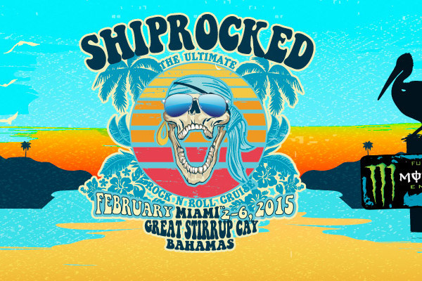 This Boat's Big on Bass: ShipRocked Prepares for 6th Annual Voyage
