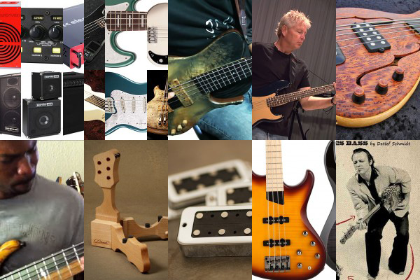 Weekly Top 10: Top Bass Videos, New Gear, Best of 2014 & Bass of the Week