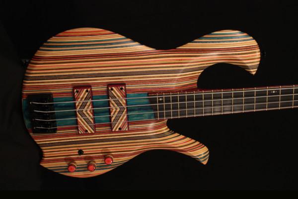 Bass of the Week: Hilton Guitars Sk8bass
