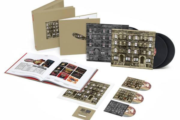 """Physical Graffiti"" Latest Led Zep Album Released in Remastered, Deluxe Editions"