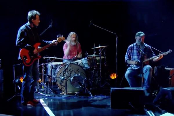 Seasick Steve with John Paul Jones: Live on Later