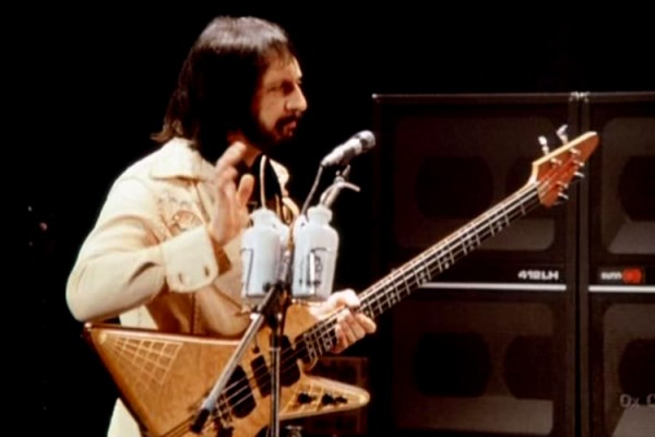 The Who: Pinball Wizard (John Entwistle's Isolated Bass)
