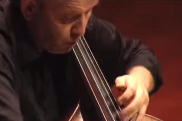 Rinat Ibragimov: Bach Cello Suite No. 3, 5. Bourrée