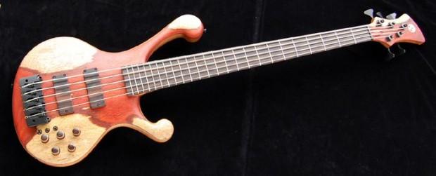 Adamovic Basses SuperNova 5 Bass