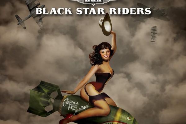 """Black Star Riders' Second Album has """"Killer Instinct"""""""