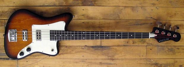 Healy Guitars Healy Bass