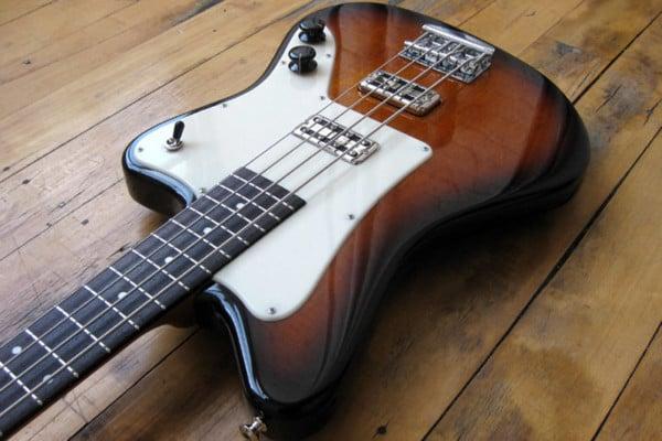 Bass of the Week: Healy Guitars Healer Bass