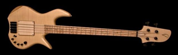 Lorita Basses Miki Santamaria Signature Bass