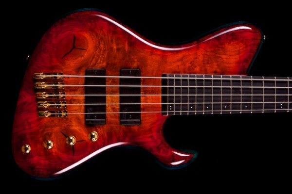 Bass of the Week: Rikkers Guitars Hollowline