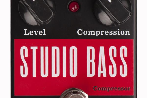 Seymour Duncan Introduces Studio Bass Compressor