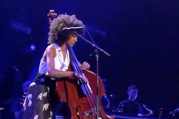 """Esperanza Spalding: """"Hold On Me"""" and """"I Can't Help It"""""""